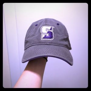University of Scranton baseball cap